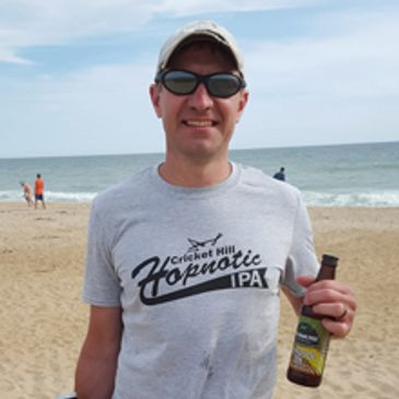 Mark Tilley is the Head Brewer of Cricket Hill Brewery in Fairfield, NJ.