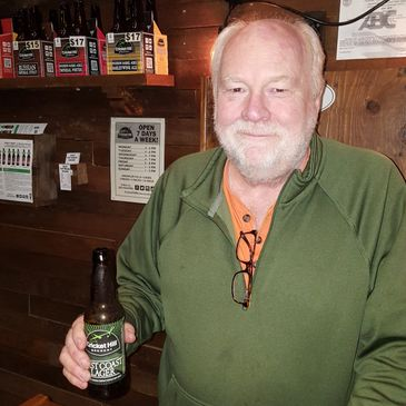 Rick Reed is the founder and co-owner of Cricket Hill Brewery in Fairfield, NJ.