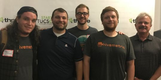 Worked with the Hivemetric team to launch their first partnership with Startup Tucson