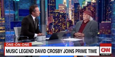 David Crosby's Mighty Croz Cannabis and CBD Brand