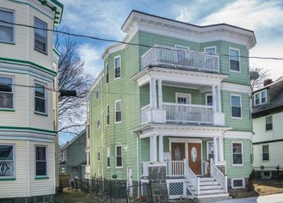 The most common type of multifamily in Mass