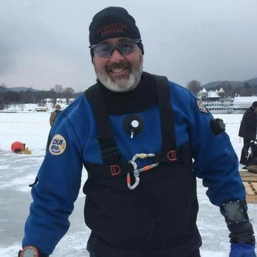 Steve Fingar, PADI Assistant Instructor