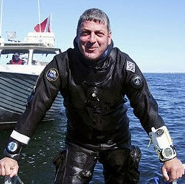 Mike Rogan, PADI Course Director