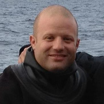 Philip Shappy, PADI MSDT, Dive Instructor