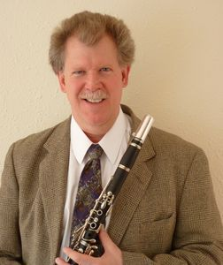 Ted Homan woodwind lessons  clarinet saxophone  trumpet  music lessons  at Evergreen Conservatory