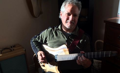 Joseph Armetta, guitar lessons, music lessons in Evergreen, CO at Evergreen Conservatory of Music