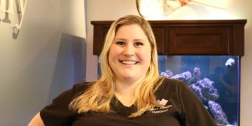Anya, Office manager, Elsner Family Dentistry, Westfield