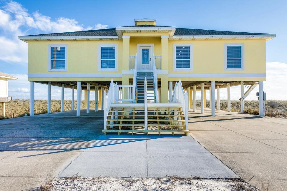Sea Salt Cottage Beach Home Vacation Rental and Wedding Venue Navarre Beach Florida