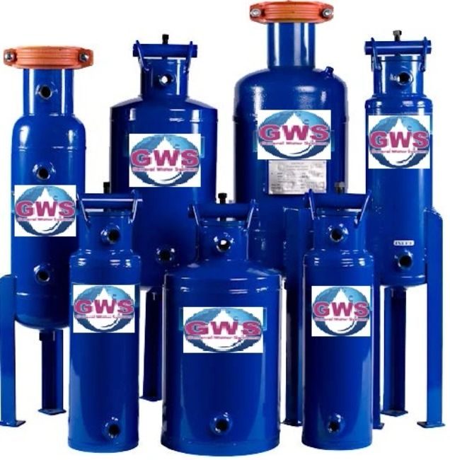 Pot Feeders, Shot Feeders, Glycol Feeders, Chemical Bypass Feeders, Griswold, Neptune, Wingert