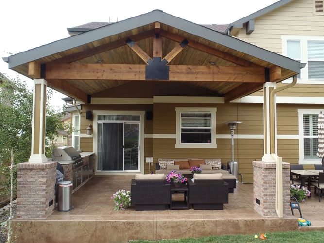 Patio Covers Katy Tx in Cypress - Nulook Home Improvements ...