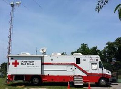 American Red Cross of Greater New York Mobile Communications Center (MCC) at Field Day