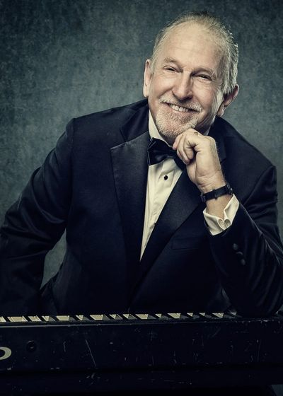 Mr. Rick Bagby, Composer, Pianist, Vocalist.