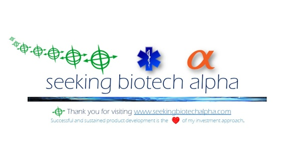 seeking biotech alpha