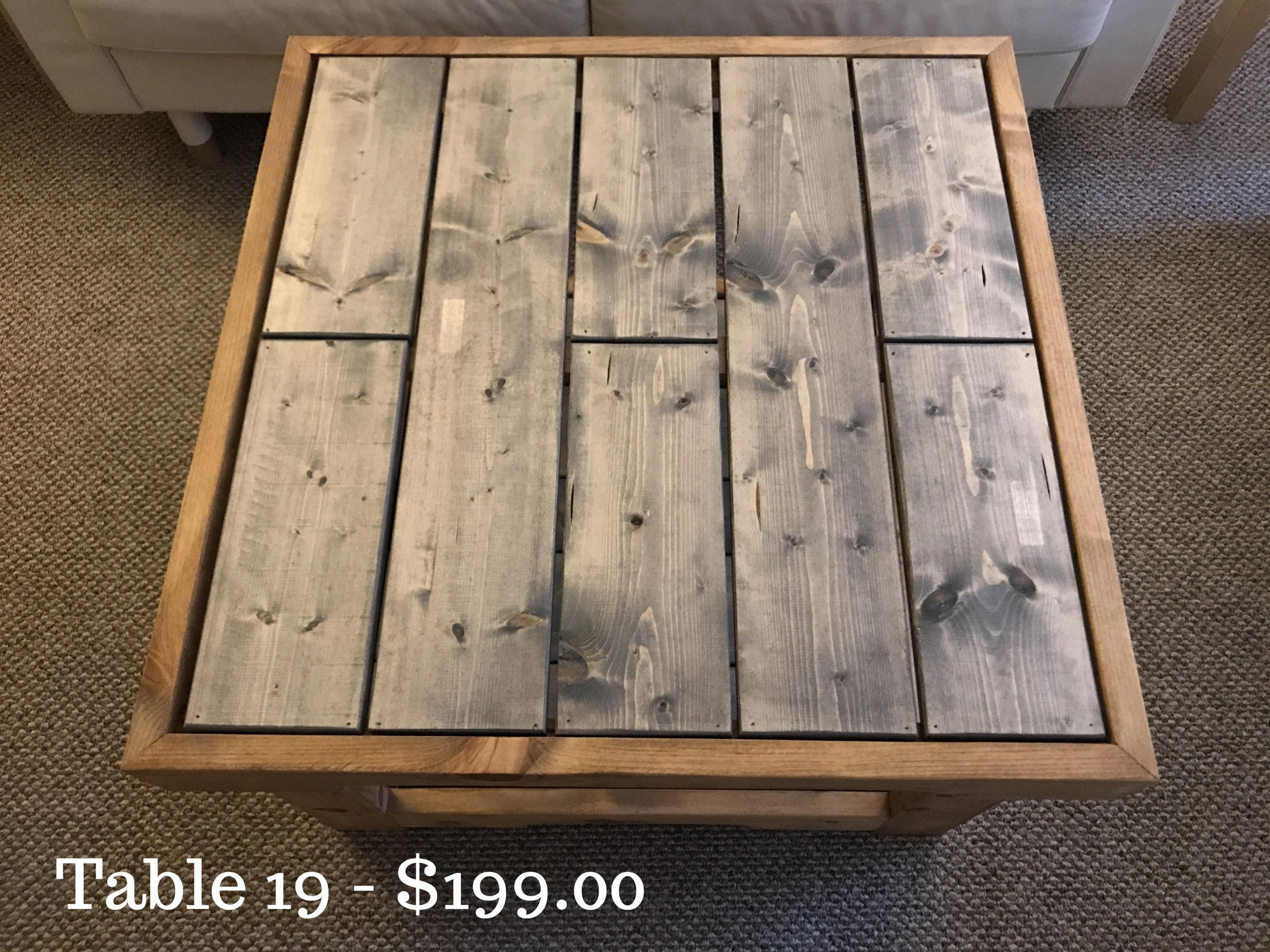 Table gallery rustic coffee tables photo gallery geotapseo Images