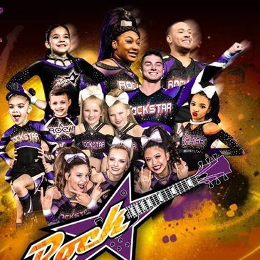 Rockstar Cheer Charleston Allstar