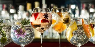 After the success of our first Gin Tasting Evening  we have decided to host another one!   Barbican