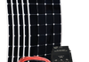 500 Watt Flexible Solar Kit (also available in 30, 50, 100 or 200 Watt kits)