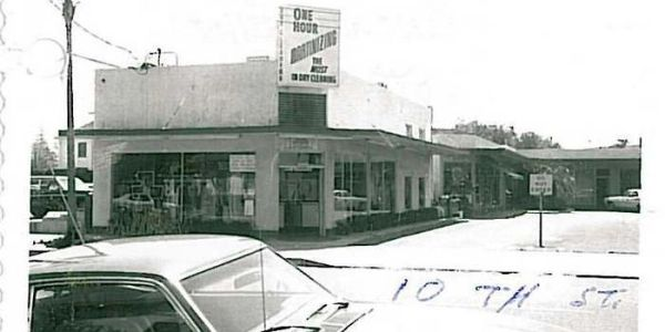 Crown Shops and Cleaners back in 70's