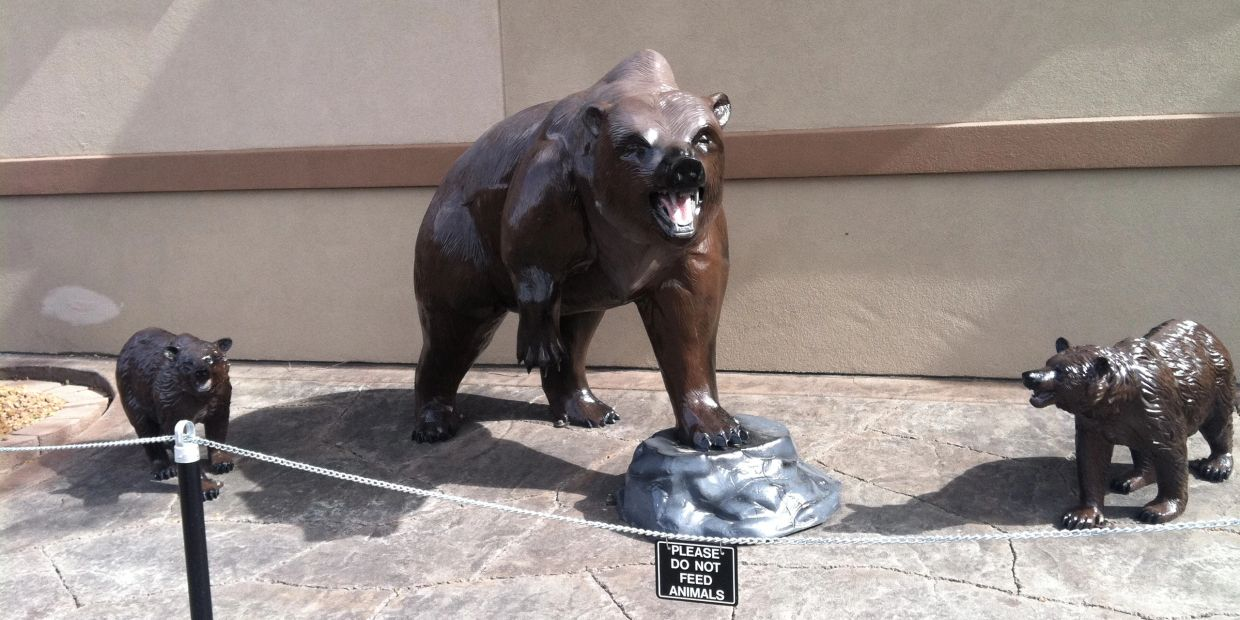 Life Size Bear State