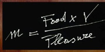 Ruthy's equation for mindful eating