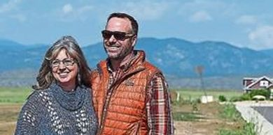 Mission Homes Colorado Co-Founders David and Stephanie Gregg
