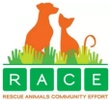 RACE:  Rescue Animals Community Effort