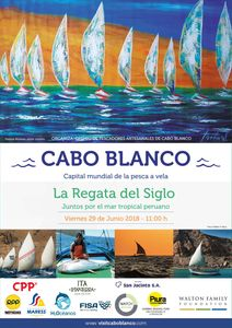 La Gran Regata del Siglo en Cabo Blanco / Great Century Sailing at Cabo Blanco