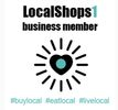 Local shops member. Shop local business to keep your economy rich.