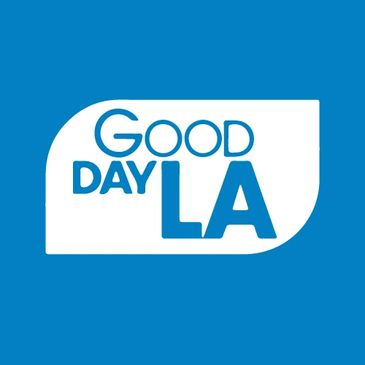 Logo for Good Day LA morning show