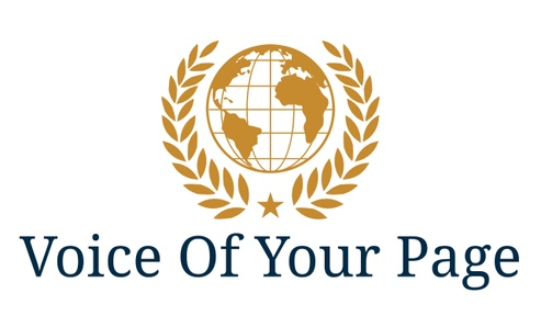 Voice Of Your Page