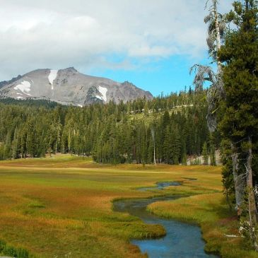 Mt Lassen National Park