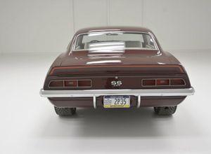 1969 Chevrolet Camaro Koolkarsusa