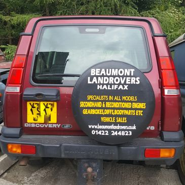 Land Rover Halifax >> Beaumont Land Rovers