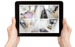 View CCTV on your smart phone or tablet