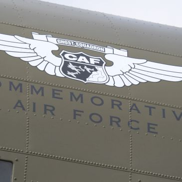 Commemorative Airforce UK is the UK branch, of the  US based Commemorative Airforce.
