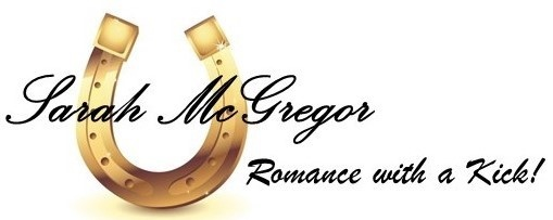 Author Sarah McGregor -  Romance with a Kick!