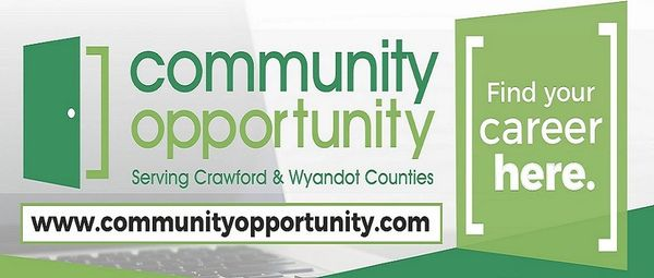 Banner add for Community Opportunity Website.