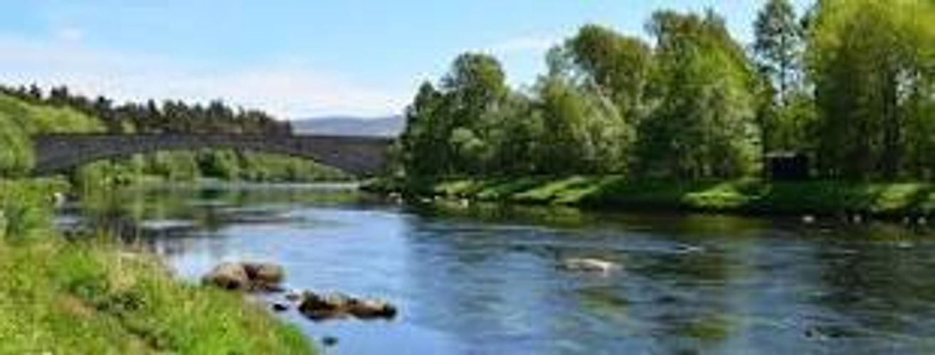 River Spey in Scotland