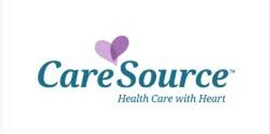 The logo for CareSource health insurance