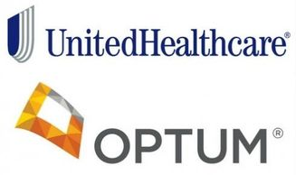 The logos for United Healthcare and United Healthcare Optum