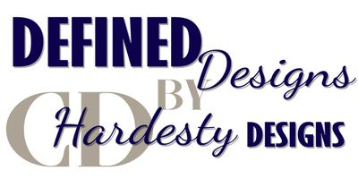 Defined Designs By CDHardesty Designs,  making quality design easy and more accessible to everyone.