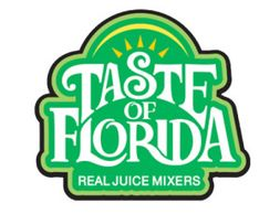 Taste of Florida, real juice mixers, mixers, cocktails, Brewers Distributing