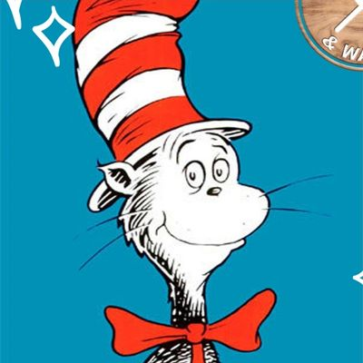 Dr Seuss Colouring Competition for School Holidays!