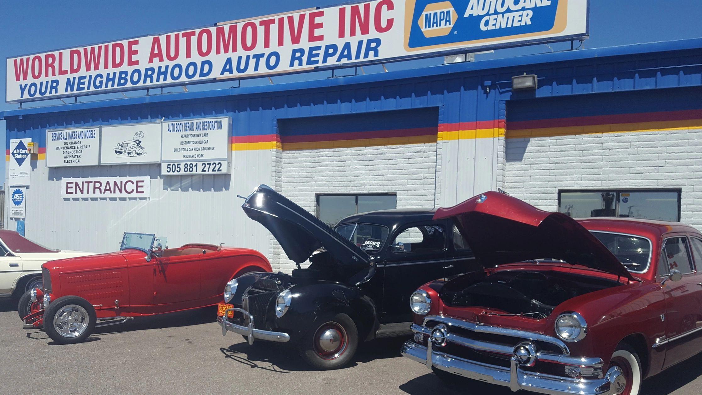 Old Car Garage Ltd.