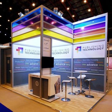 Trade Show Booth Solutions / Octanorm systems