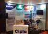 'Cipla' Exhibition stall in Annual Session of Ceylon College of Physicians 2017 at Cinnamon Grand Colombo