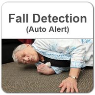 Emergency Response Systems to alert 911 in case an elderly person falls, immediate help assistance