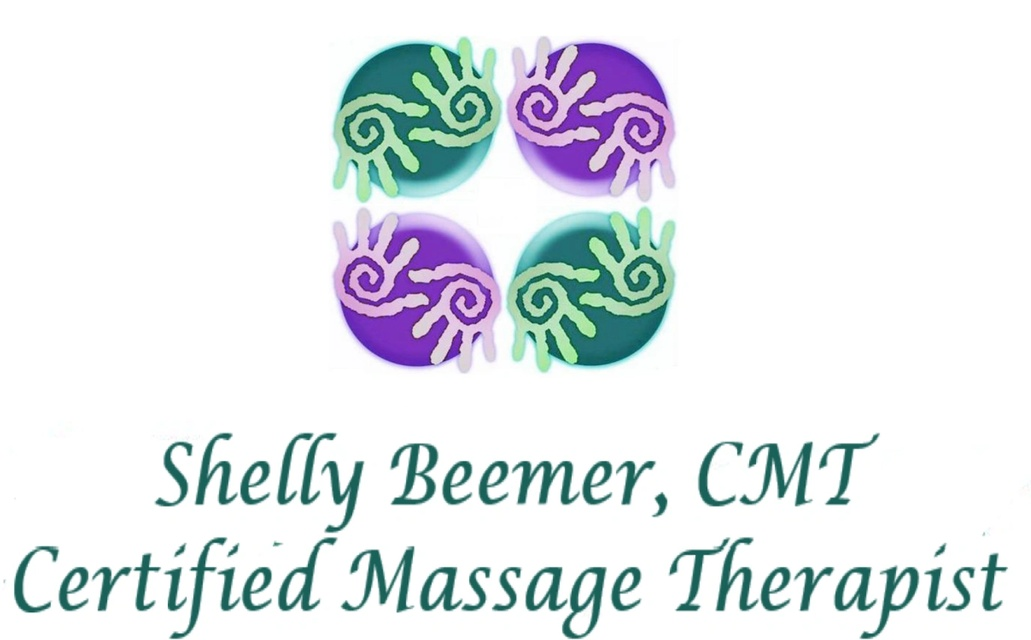 Shelly Beemer, CMT Certified Massage therapist