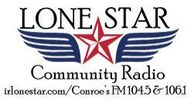 104.5FM   106.1FM Conre Willis Texas Mon - Fri 8AM