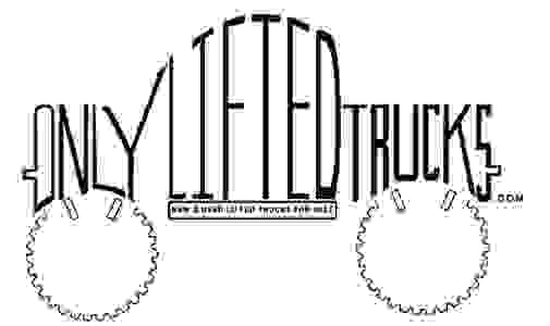 Only Lifted Trucks Logo
